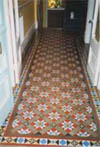 Victorian Tiles after cleaning